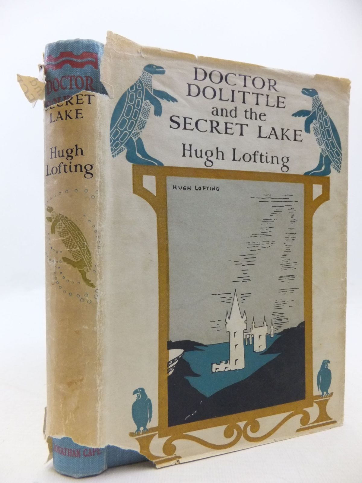 Photo of DOCTOR DOLITTLE AND THE SECRET LAKE- Stock Number: 1709673