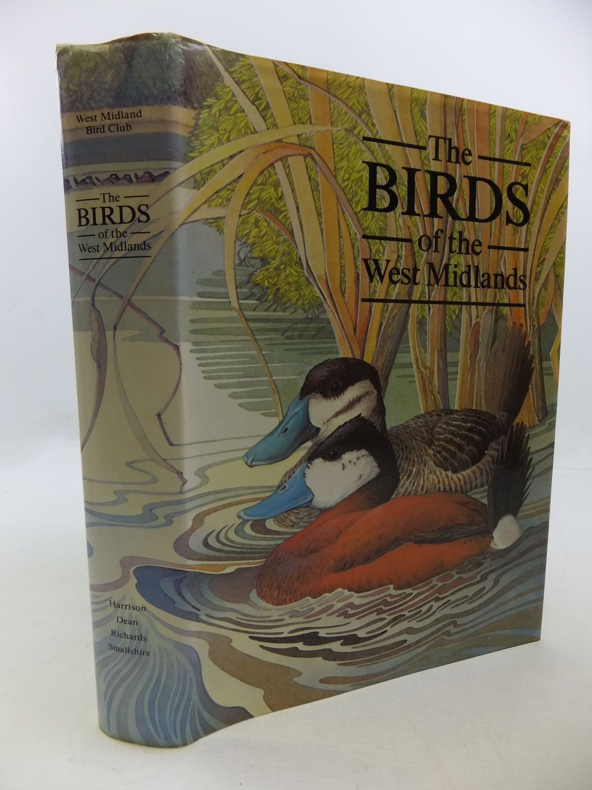Photo of THE BIRDS OF THE WEST MIDLANDS written by Harrison, Graham R. Dean, Alan R. Richards, Alan J. Smallshire, David published by West Midland Bird Club (STOCK CODE: 1709818)  for sale by Stella & Rose's Books