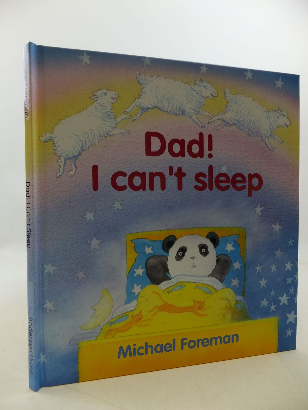 Photo of DAD! I CAN'T SLEEP written by Foreman, Michael illustrated by Foreman, Michael published by Andersen Press (STOCK CODE: 1710157)  for sale by Stella & Rose's Books