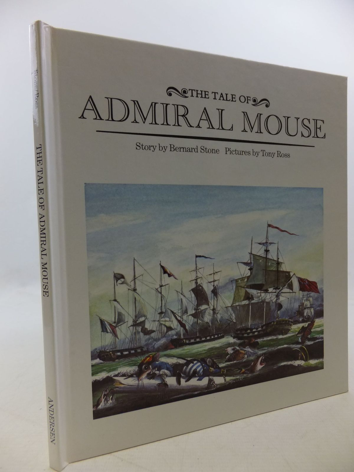 Photo of THE TALE OF ADMIRAL MOUSE- Stock Number: 1710160