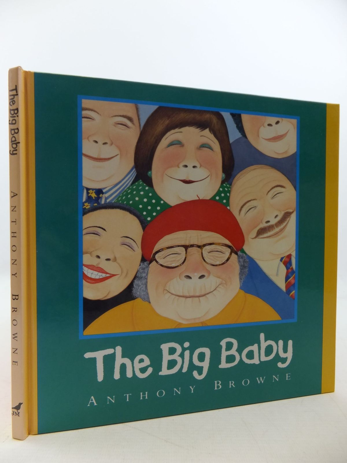 Photo of THE BIG BABY A LITTLE JOKE- Stock Number: 1710174
