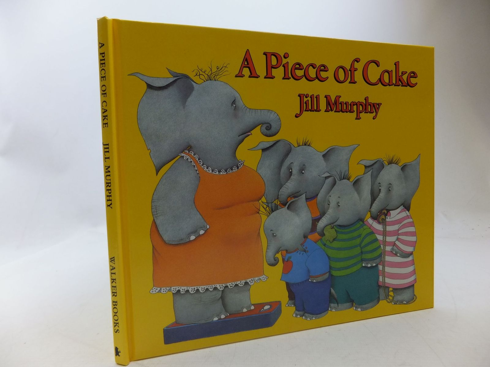 Photo of A PIECE OF CAKE written by Murphy, Jill illustrated by Murphy, Jill published by Walker Books (STOCK CODE: 1710264)  for sale by Stella & Rose's Books