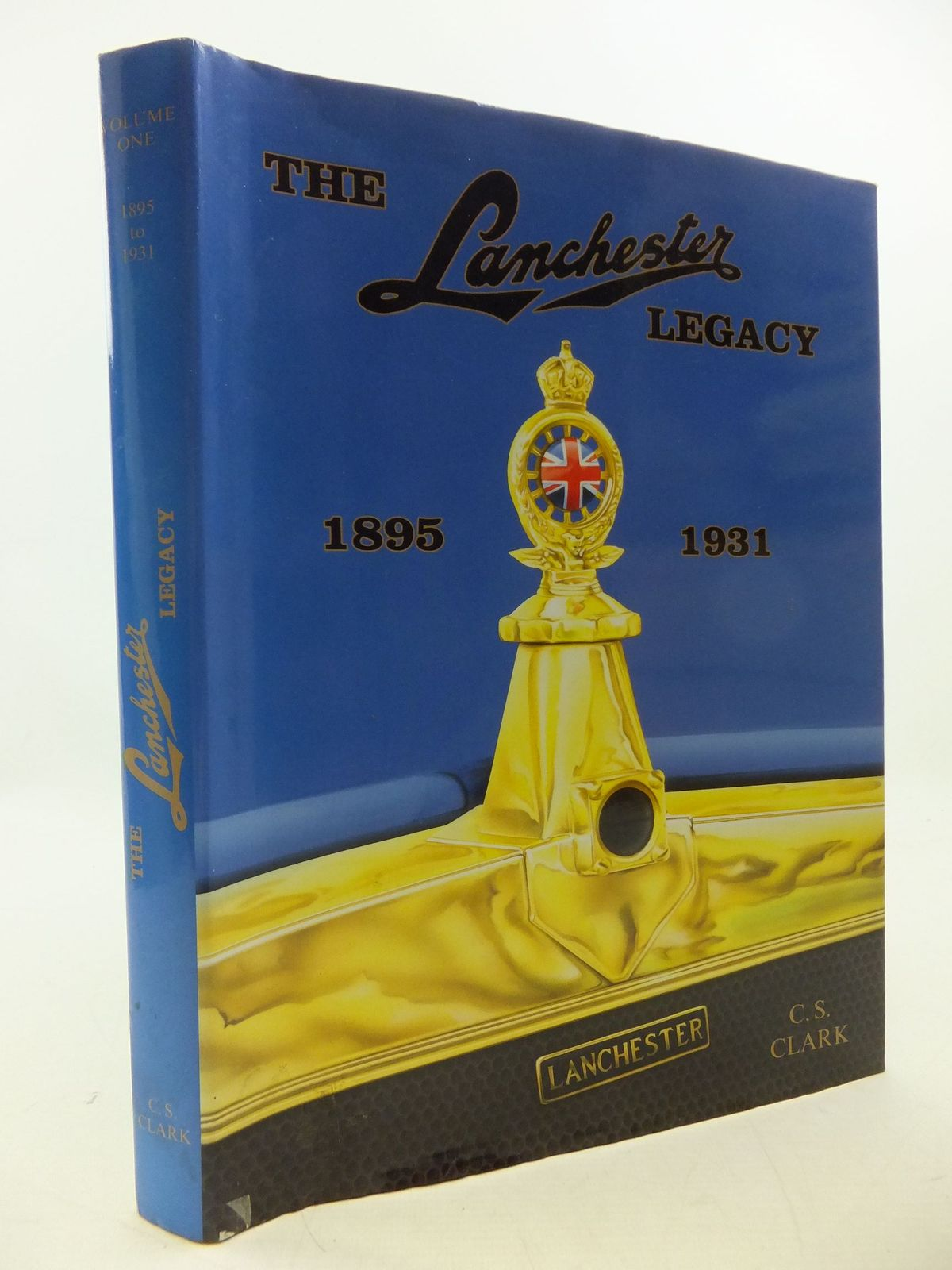 Photo of THE LANCHESTER LEGACY VOLUME ONE written by Clark, C.S. published by Coventry University Enterprises Ltd. (STOCK CODE: 1710292)  for sale by Stella & Rose's Books