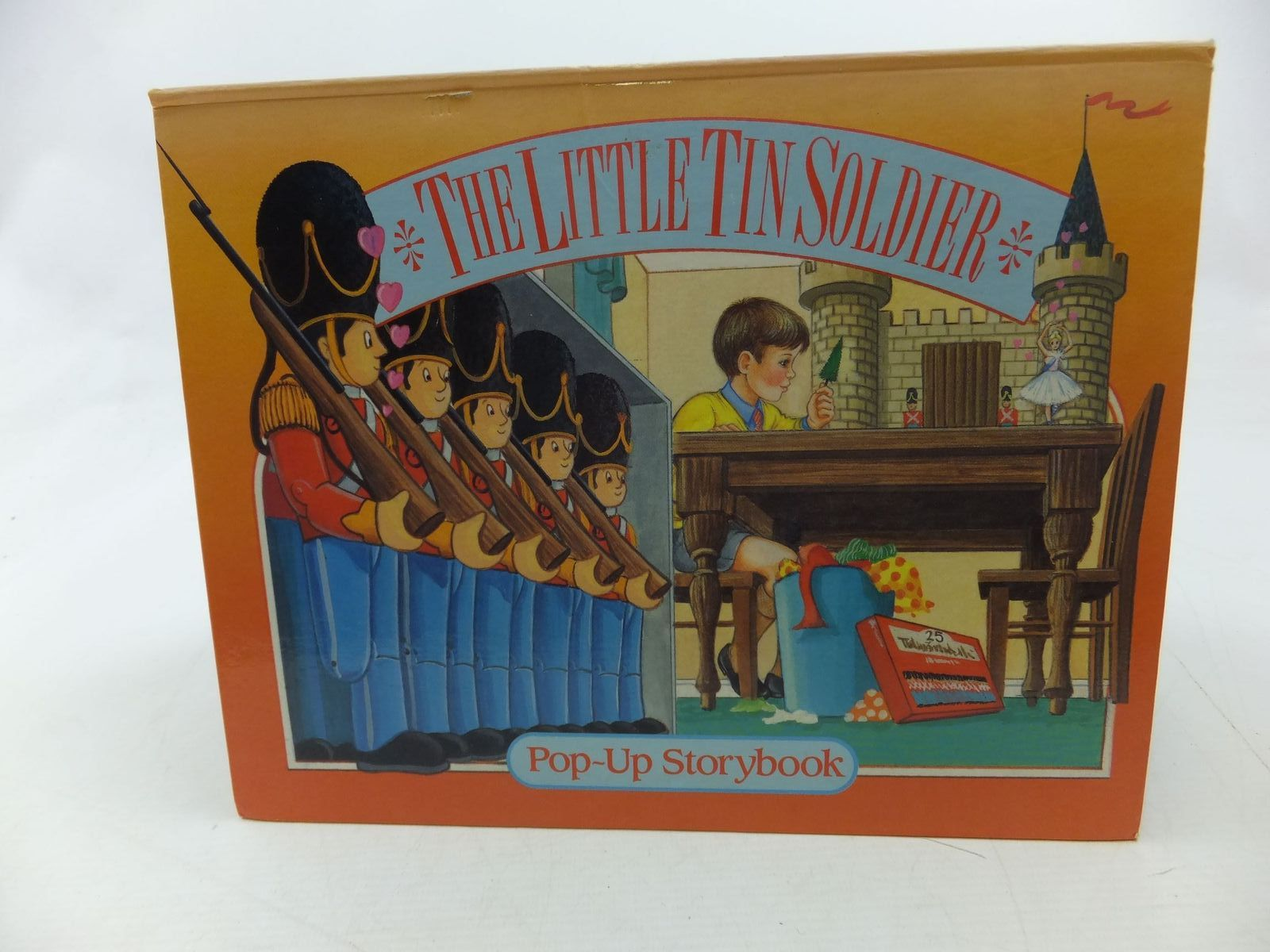 Photo of THE LITTLE TIN SOLDIER- Stock Number: 1710312