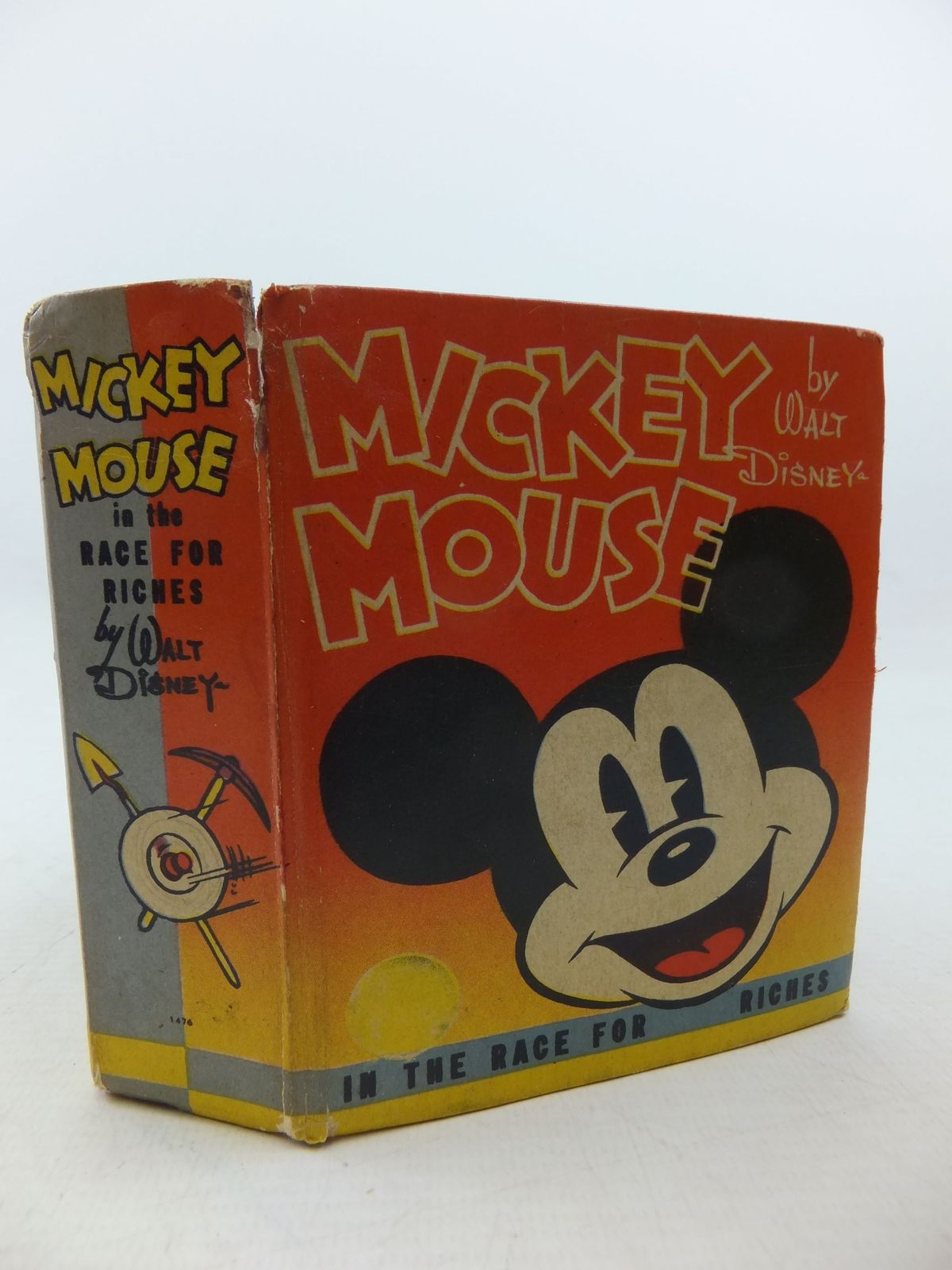 Photo of MICKEY MOUSE IN THE RACE FOR RICHES- Stock Number: 1710338