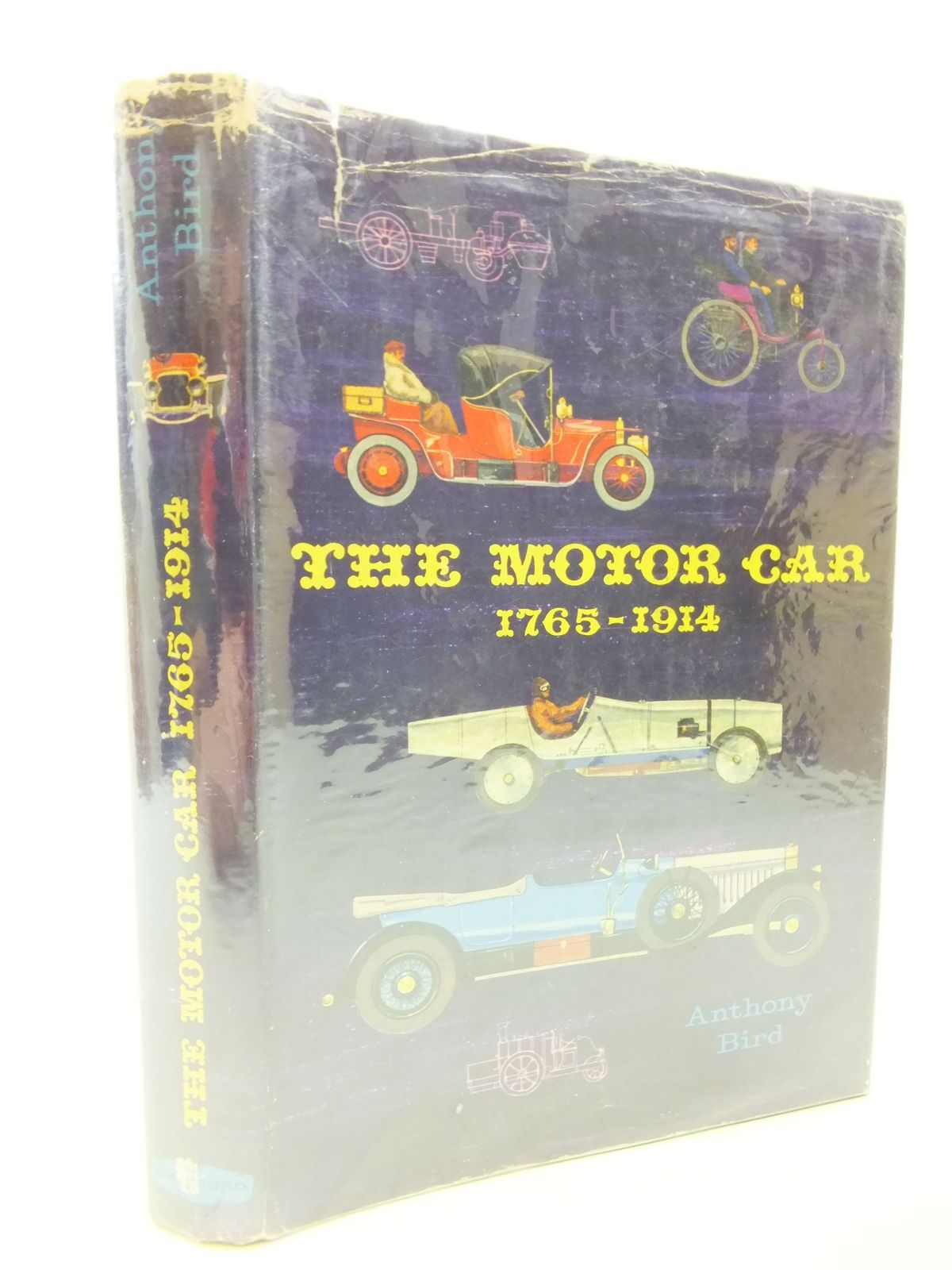 Photo of THE MOTOR CAR 1765-1914 written by Bird, Anthony published by B.T. Batsford Ltd. (STOCK CODE: 1710577)  for sale by Stella & Rose's Books