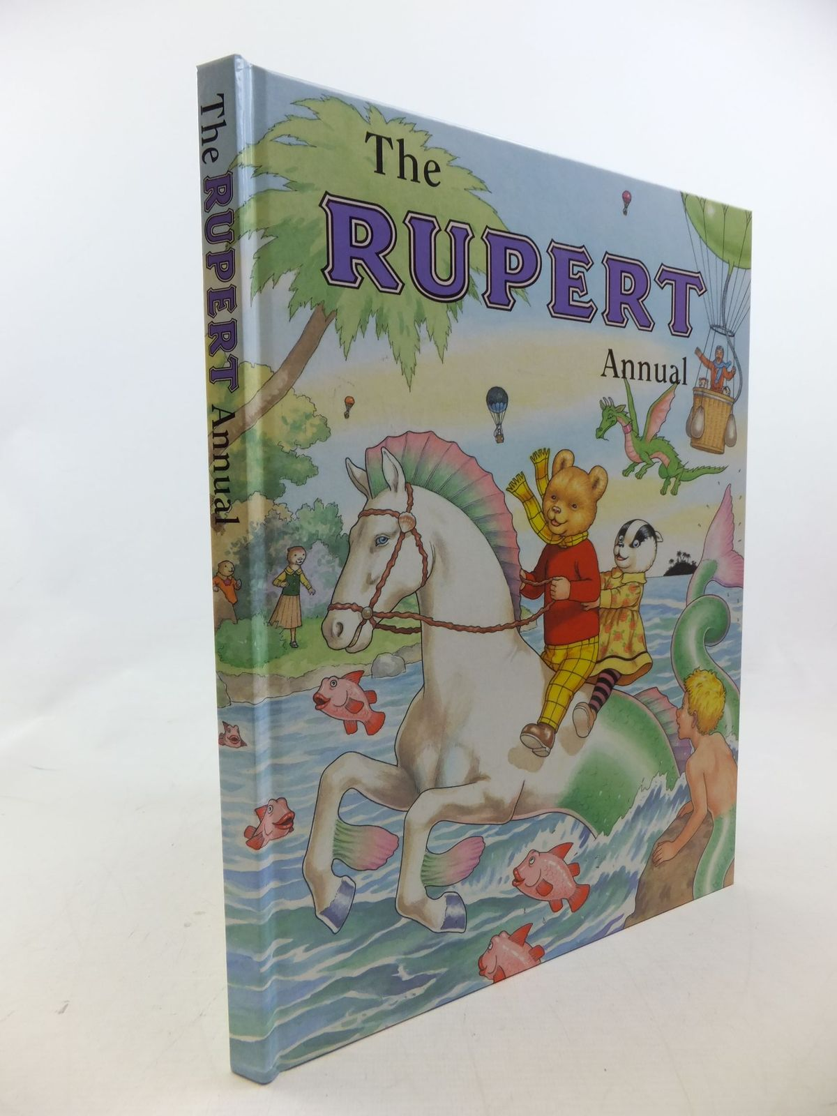 Photo of RUPERT ANNUAL 2001- Stock Number: 1710630