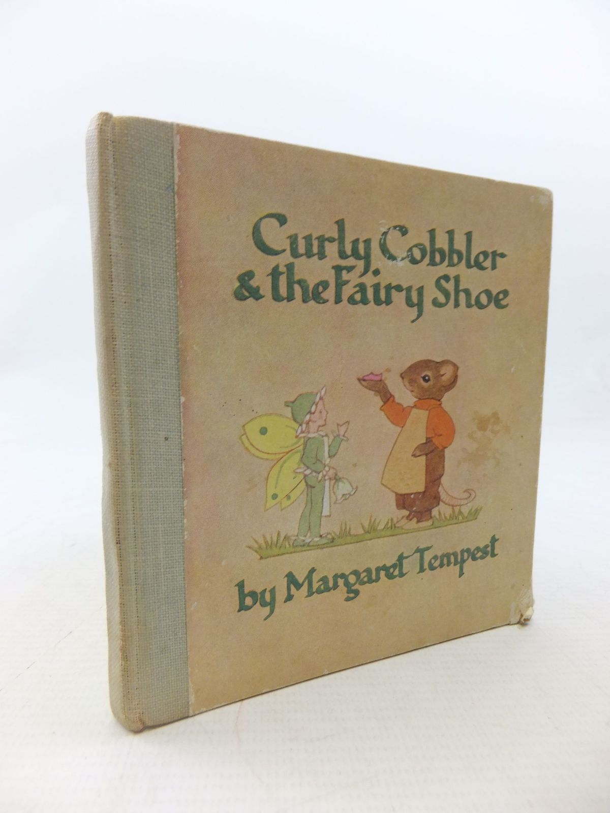 Photo of CURLY COBBLER AND THE FAIRY SHOE- Stock Number: 1710733