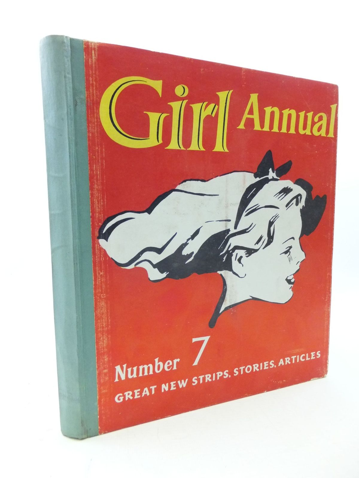 Photo of GIRL ANNUAL No. 7- Stock Number: 1710770