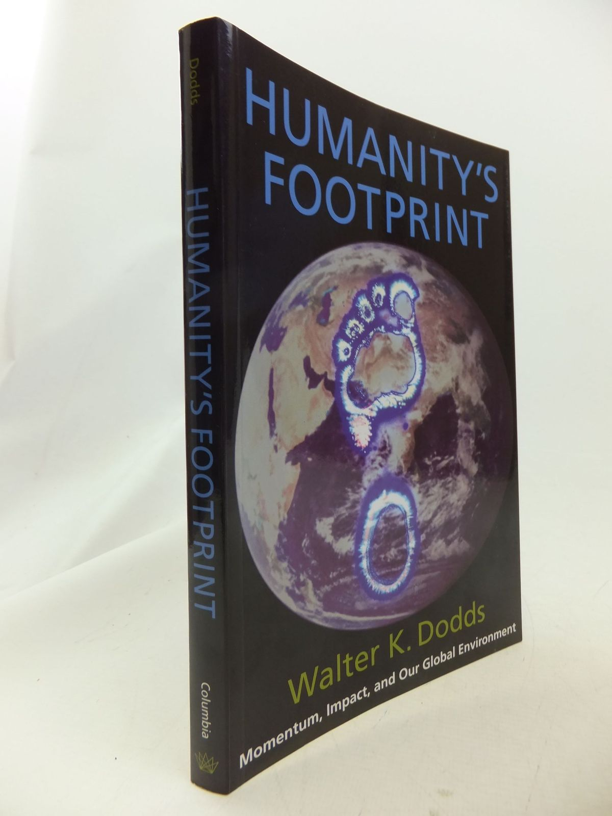 Photo of HUMANITY'S FOOTPRINT MOMENTUM, IMPACT, AND OUR GLOBAL ENVIROMENT- Stock Number: 1710819