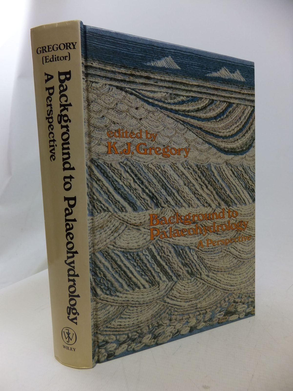 Photo of BACKGROUND TO PALAEOHYDROLOGY A PERSPECTIVE- Stock Number: 1710854