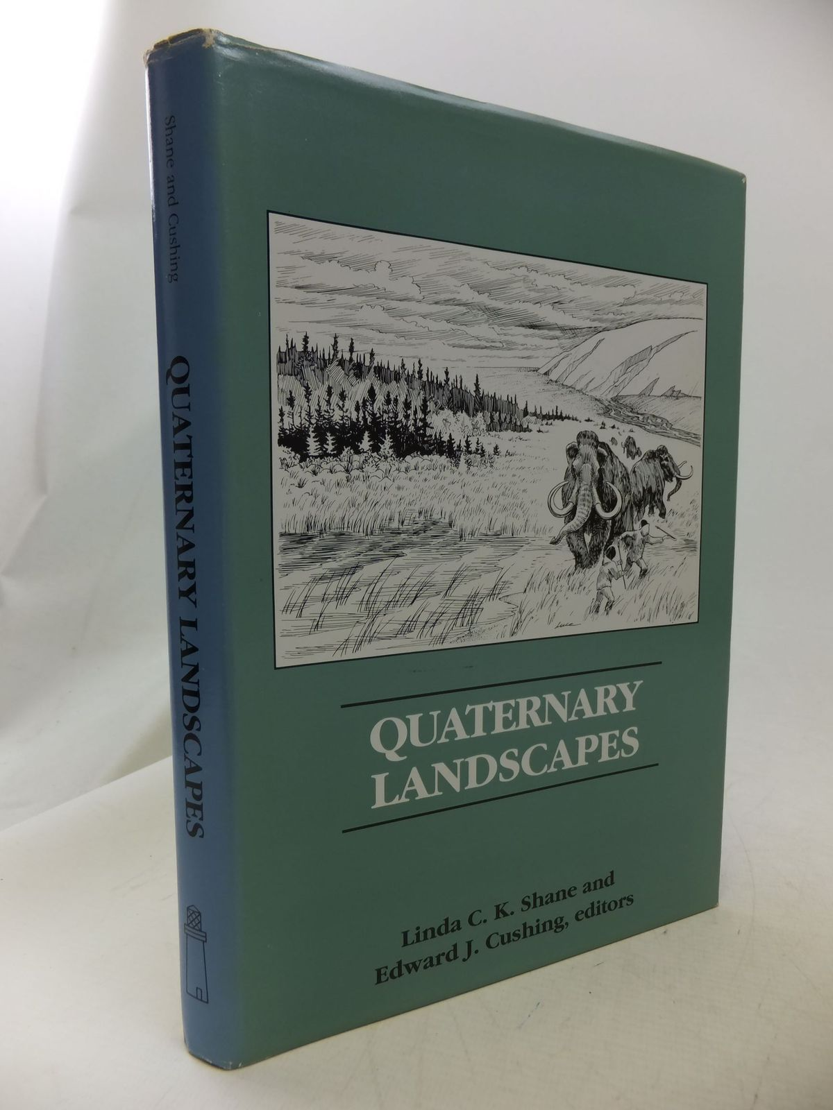 Photo of QUATERNARY LANDSCAPES written by Shane, Linda C.K. Cushing, Edward J. published by Belhaven Press (STOCK CODE: 1710855)  for sale by Stella & Rose's Books