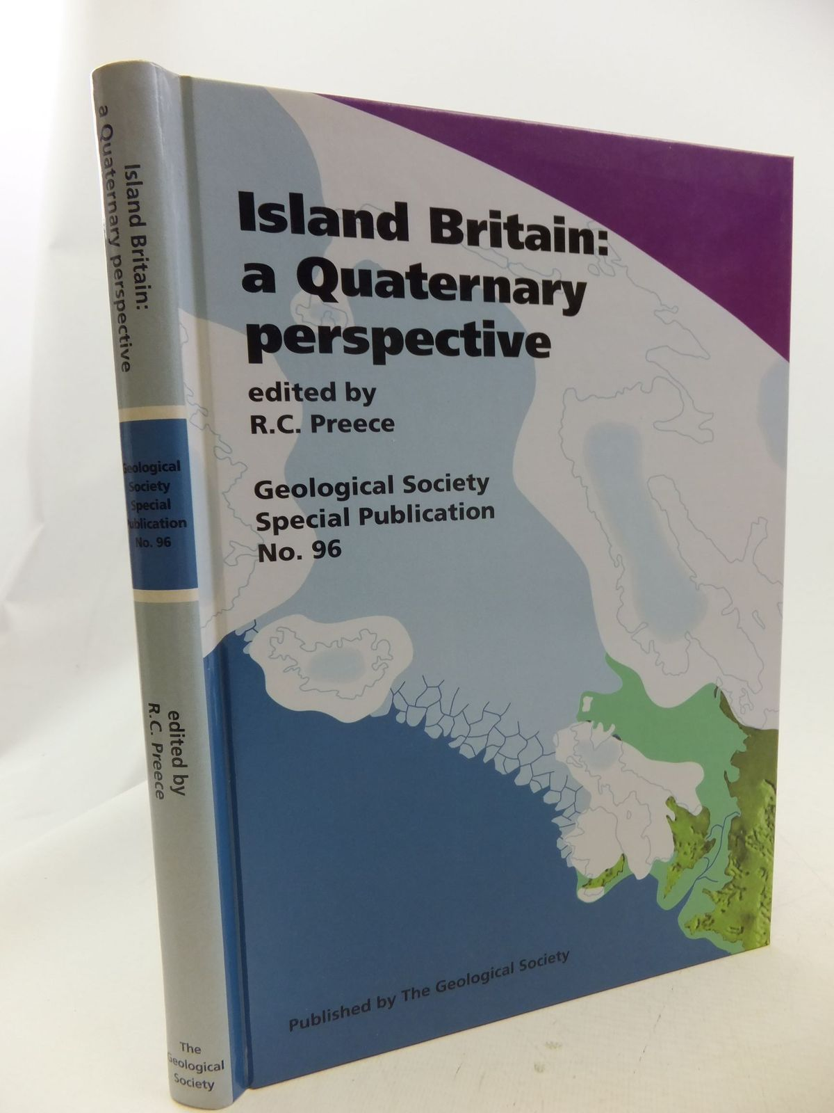 Photo of ISLAND BRITAIN: A QUATERNARY PERSPECTIVE written by Preece, Richard C. et al, published by The Geological Society (STOCK CODE: 1710877)  for sale by Stella & Rose's Books
