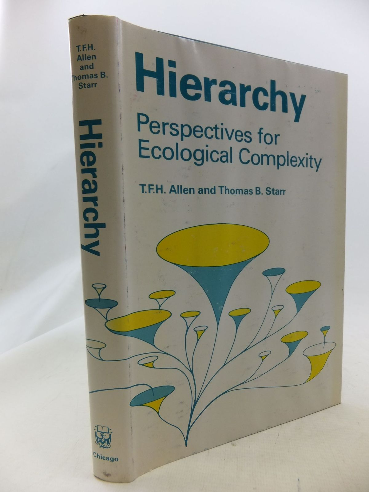 Photo of HIERARCHY PERSPECTIVES FOR ECOLOGICAL COMPLEXITY written by Allen, T.F.H. Starr, Thomas B. published by University of Chicago Press (STOCK CODE: 1710898)  for sale by Stella & Rose's Books