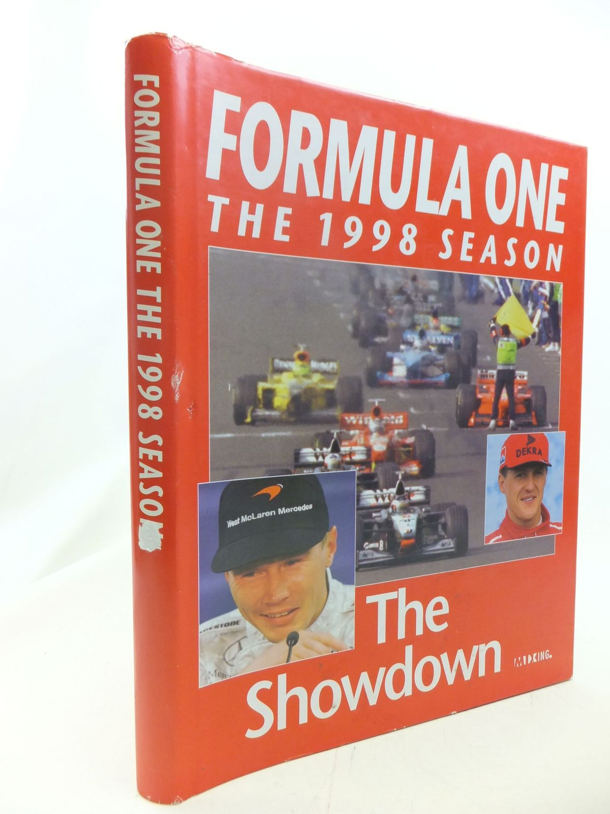 Photo of FORMULA ONE THE 1998 SEASON THE SHOWDOWN written by Penfold, Chuck published by Mixing (STOCK CODE: 1711174)  for sale by Stella & Rose's Books