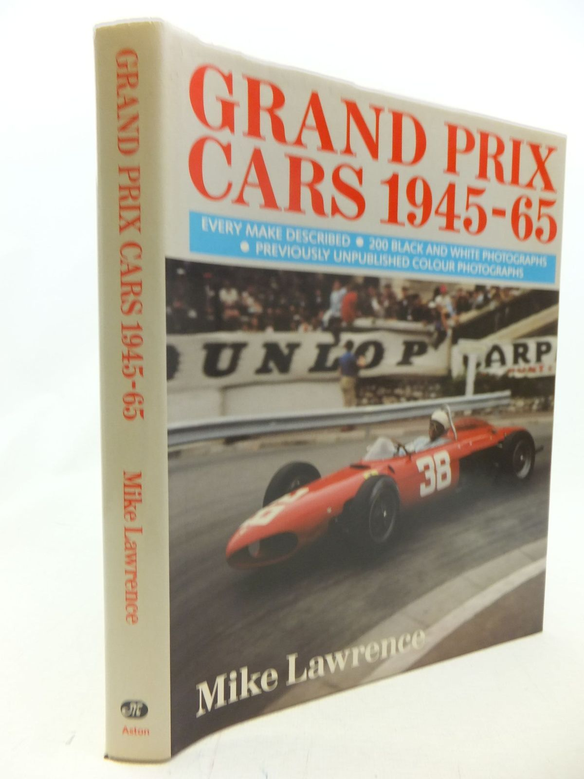 Photo of DIRECTORY OF GRAND PRIX CARS 1945-65- Stock Number: 1711238