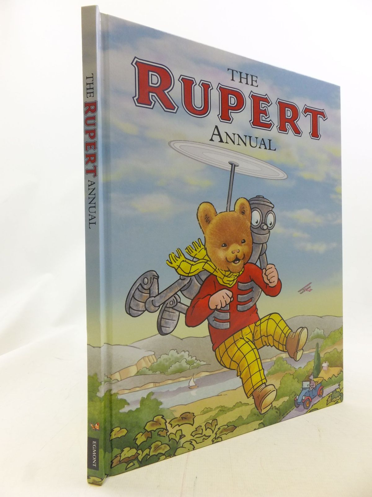 Photo of RUPERT ANNUAL 2011- Stock Number: 1711311