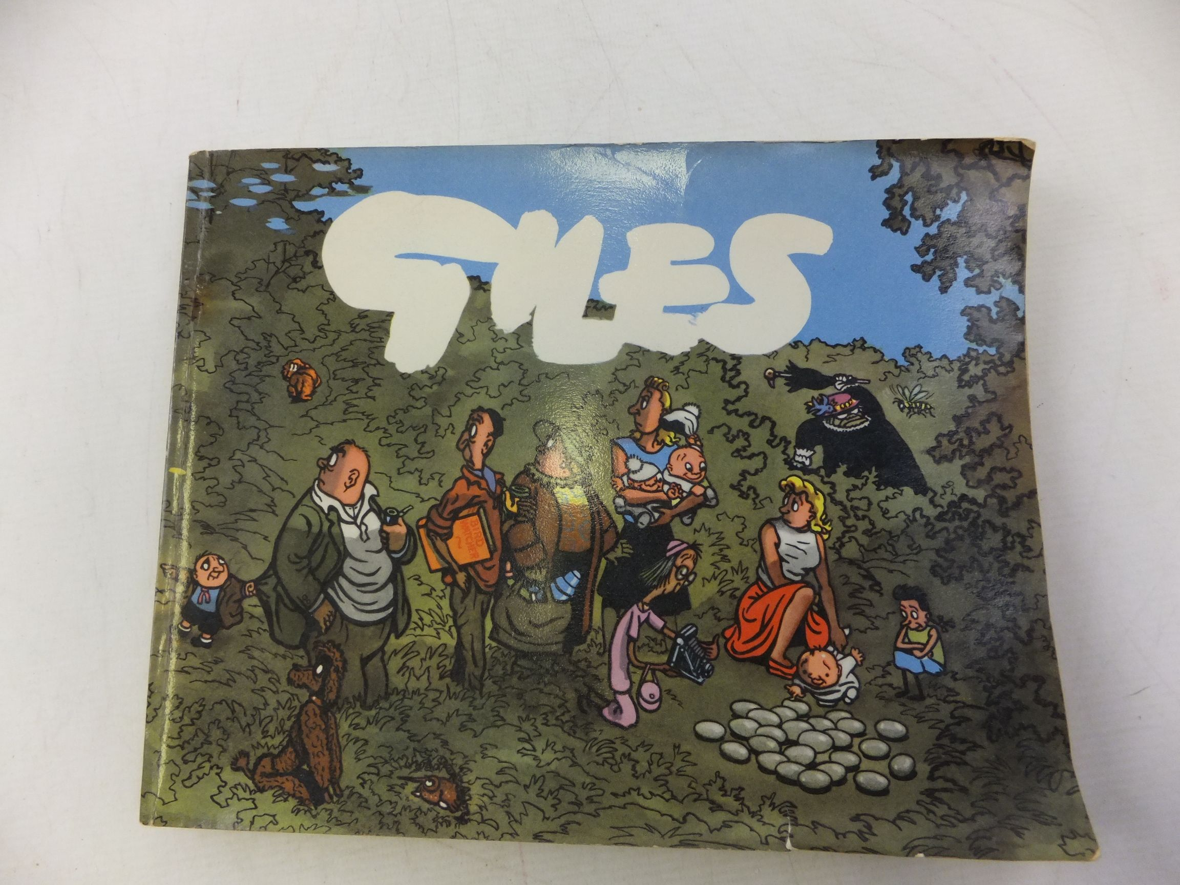 Photo of GILES No. 10 written by Giles,  illustrated by Giles,  published by Daily Express (STOCK CODE: 1711354)  for sale by Stella & Rose's Books