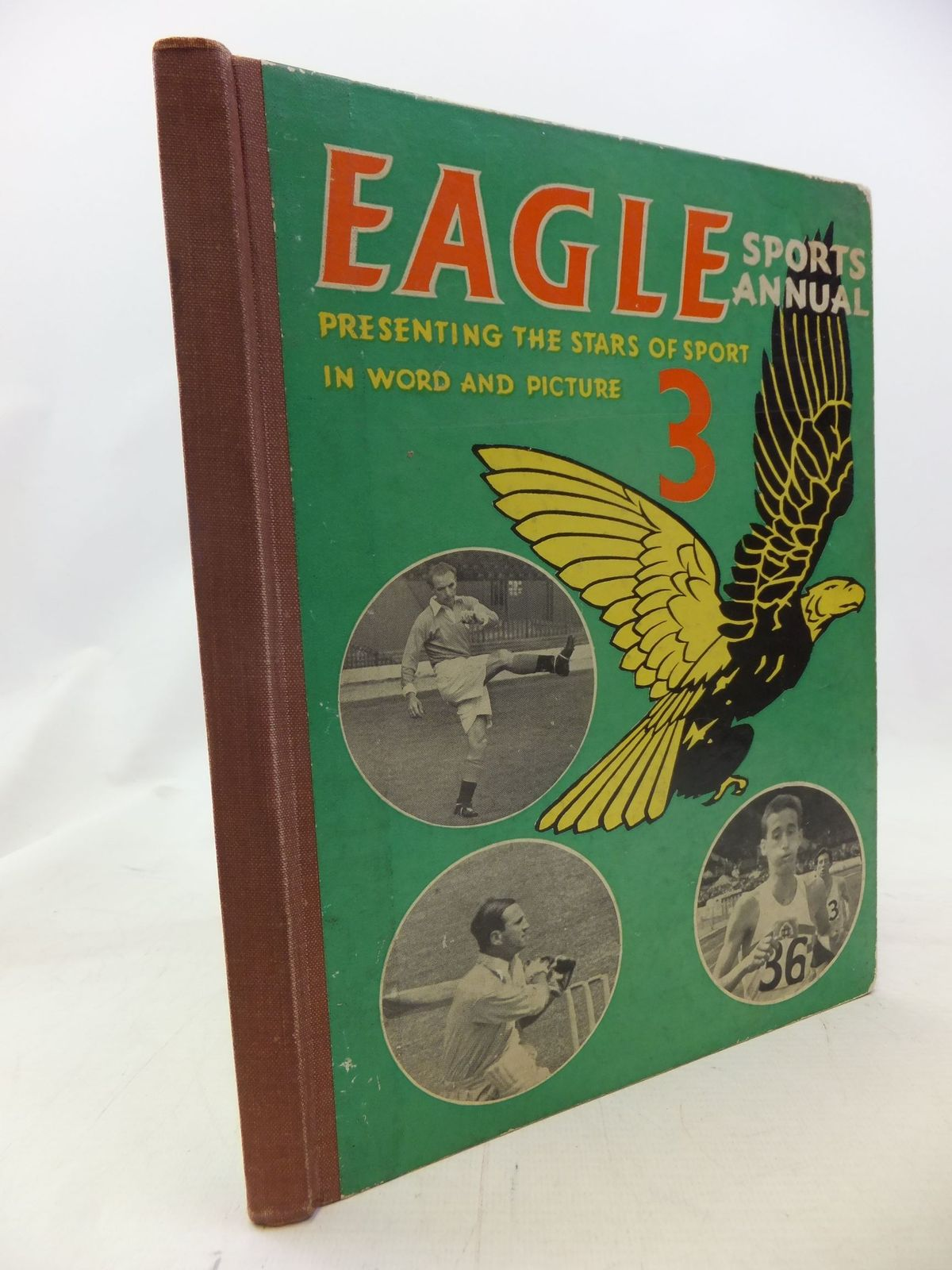 Photo of THE THIRD EAGLE SPORTS ANNUAL- Stock Number: 1711417