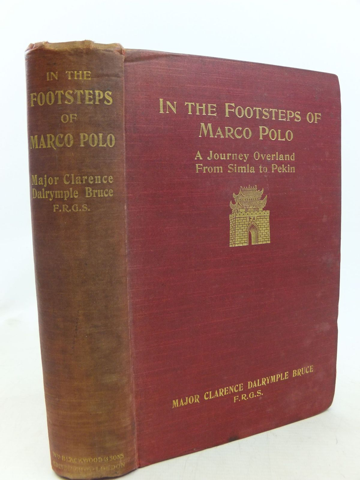 Photo of IN THE FOOTSTEPS OF MARCO POLO- Stock Number: 1711750