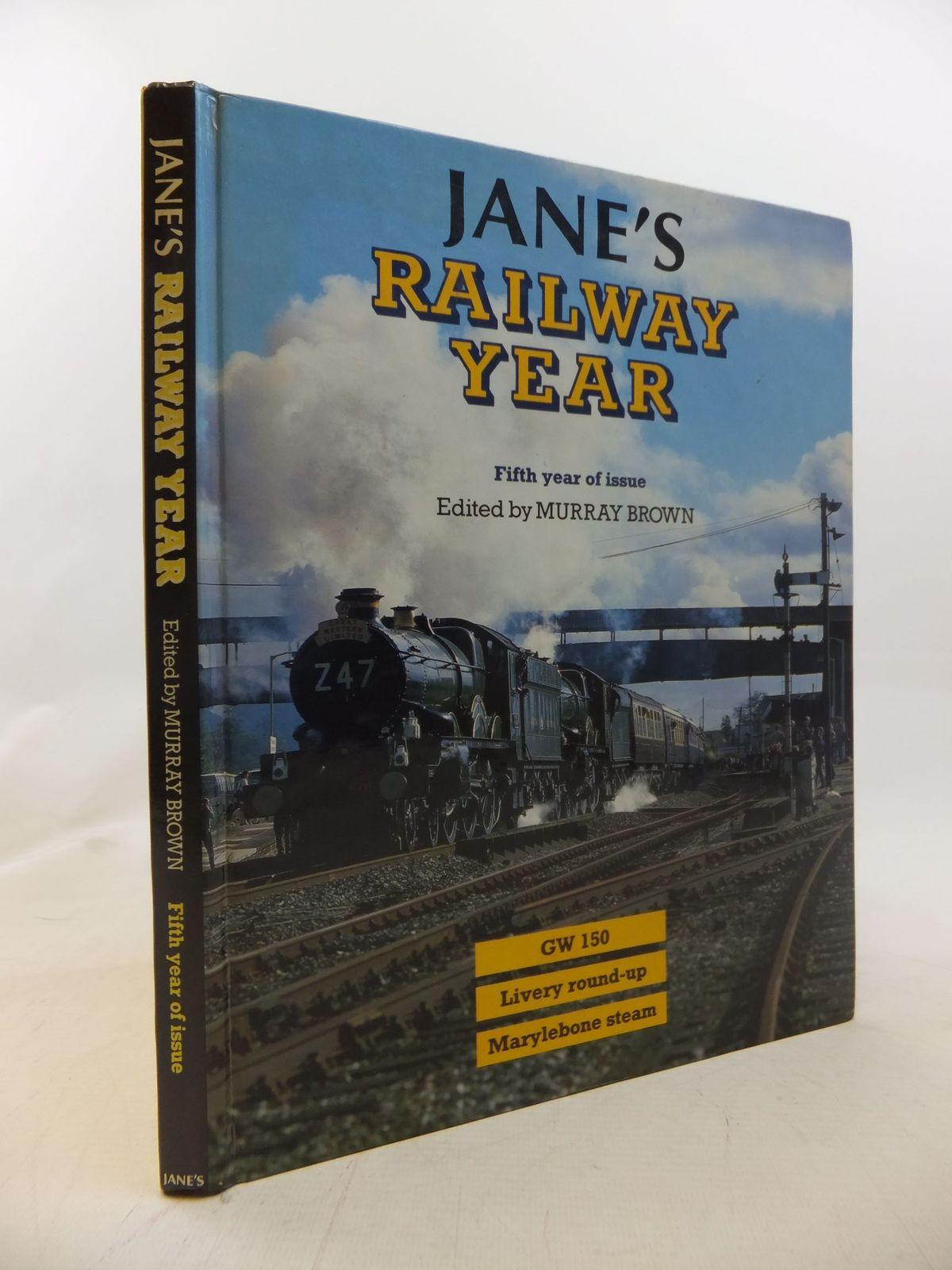 Photo of JANE'S RAILWAY YEAR- Stock Number: 1711911