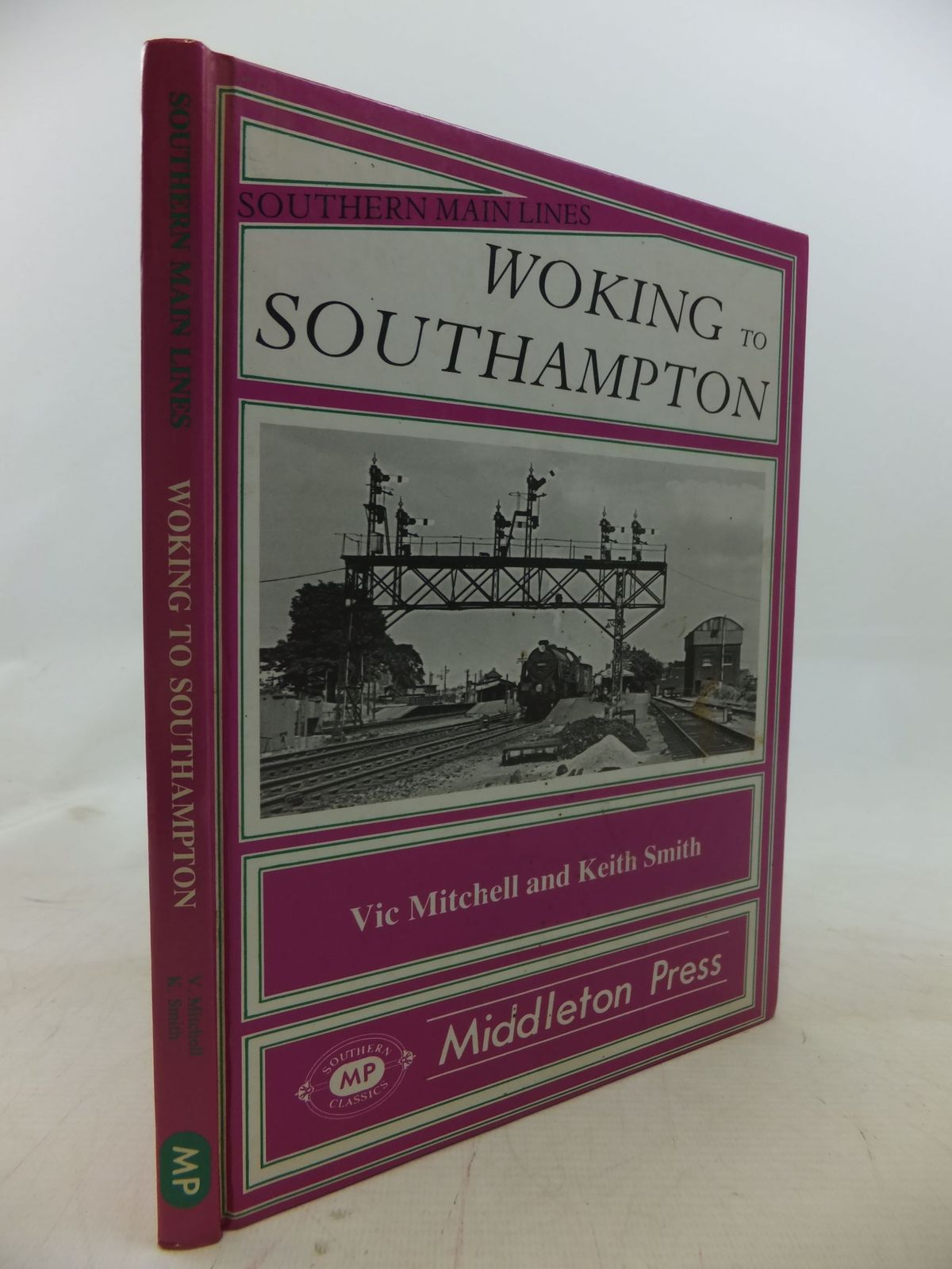 Photo of WOKING TO SOUTHAMPTON written by Mitchell, Vic