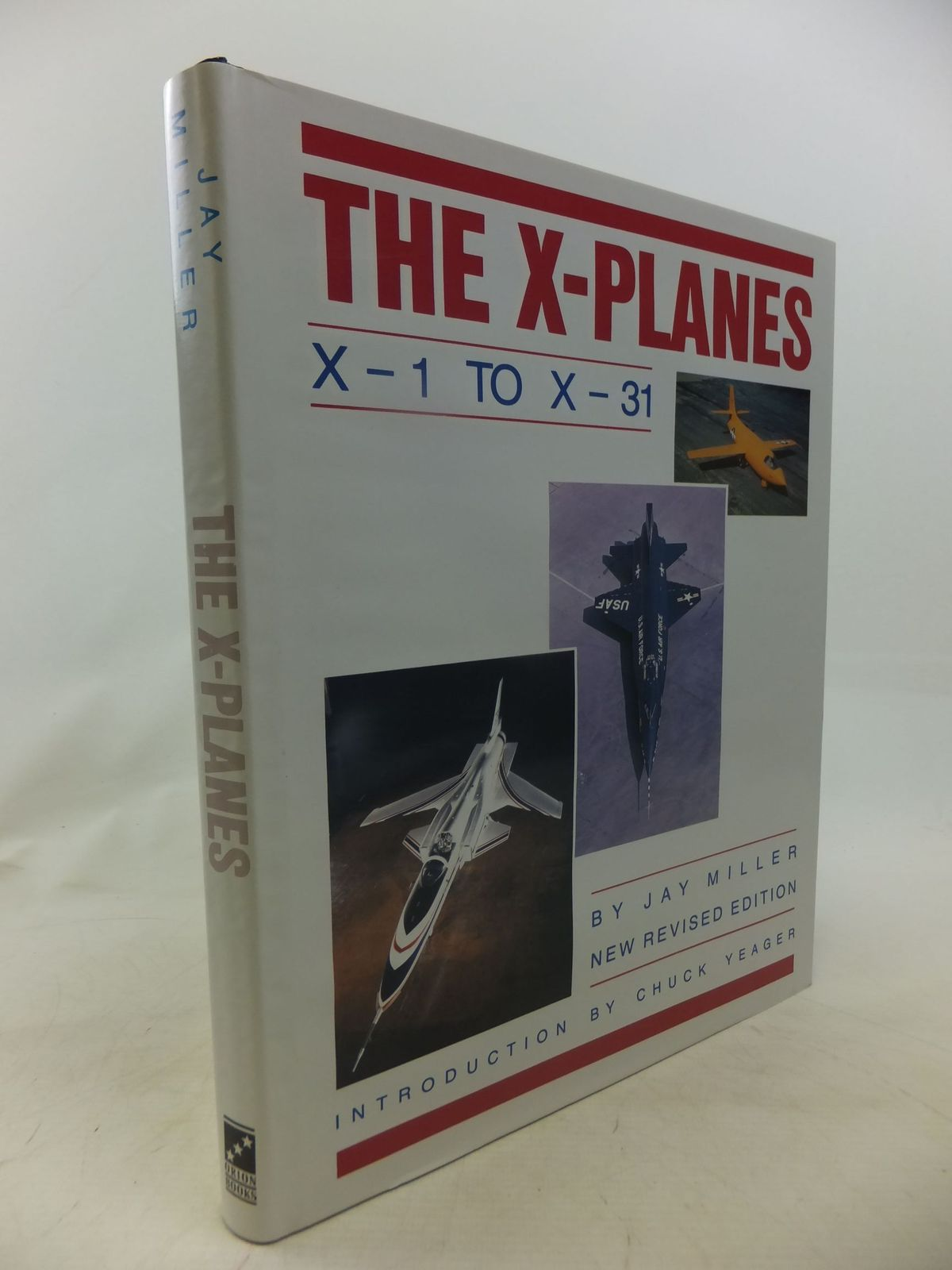 Photo of THE X-PLANES X-1 TO X-31- Stock Number: 1712039