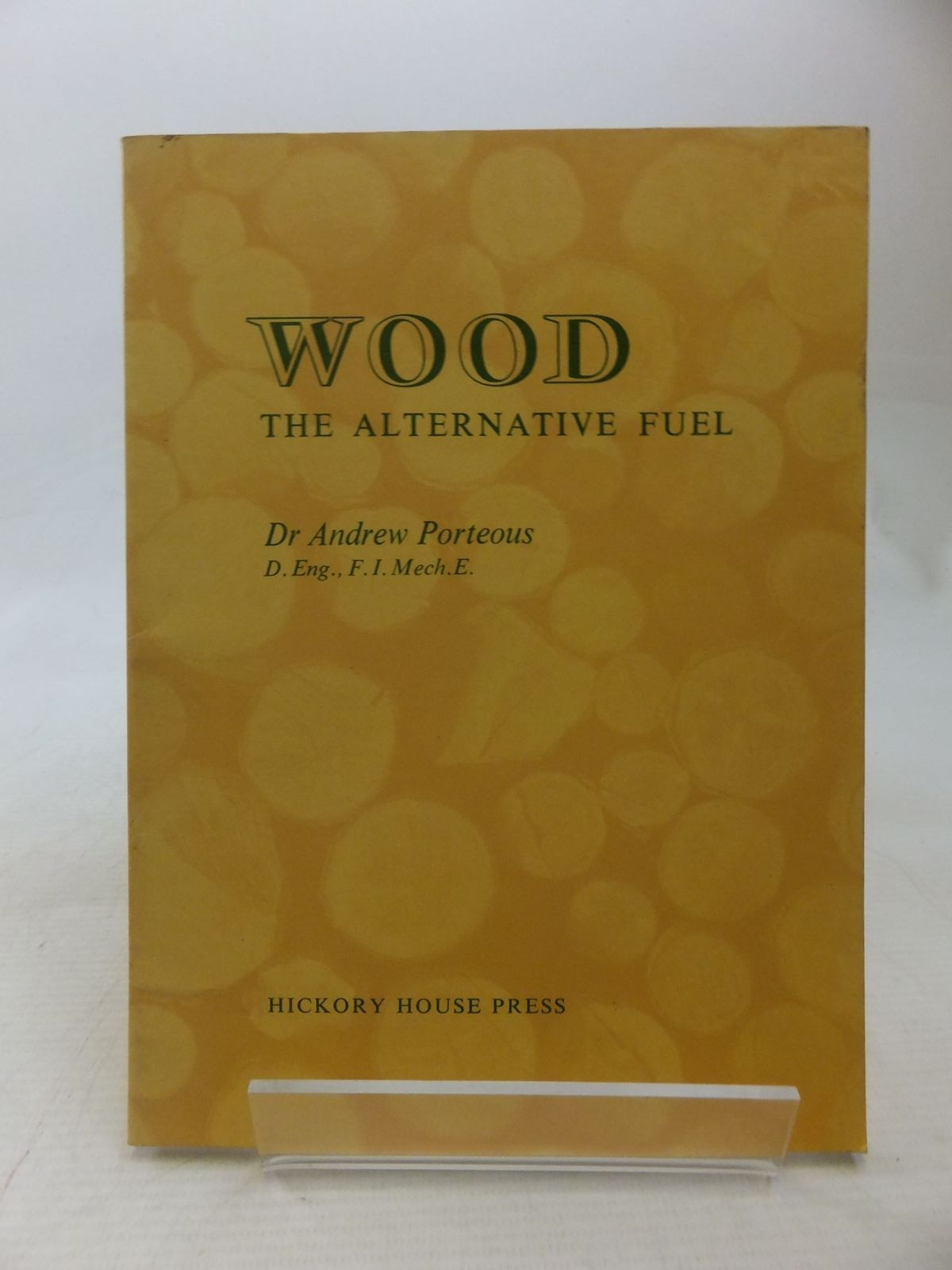 Photo of WOOD THE ALTERNATIVE FUEL- Stock Number: 1712352