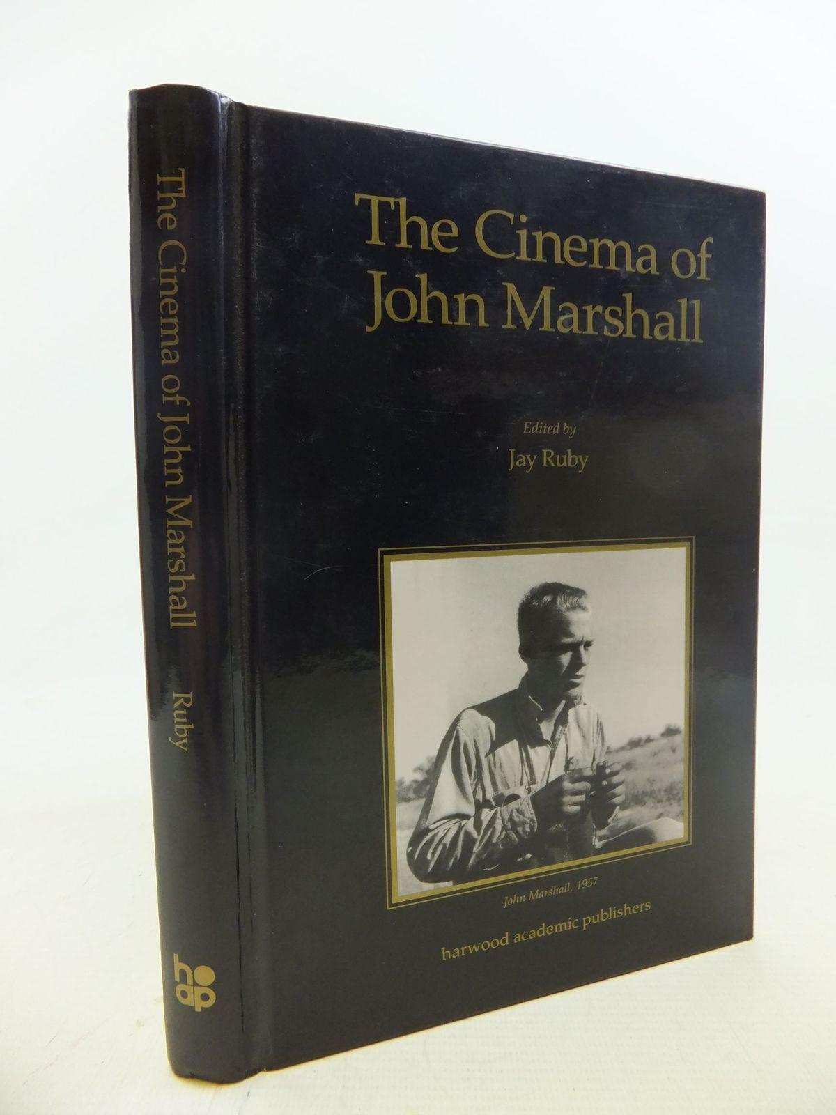 Photo of THE CINEMA OF JOHN MARSHALL- Stock Number: 1712413