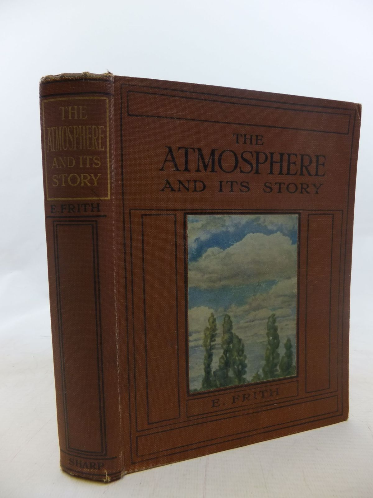 Photo of THE ATMOSPHERE AND ITS STORY- Stock Number: 1712415