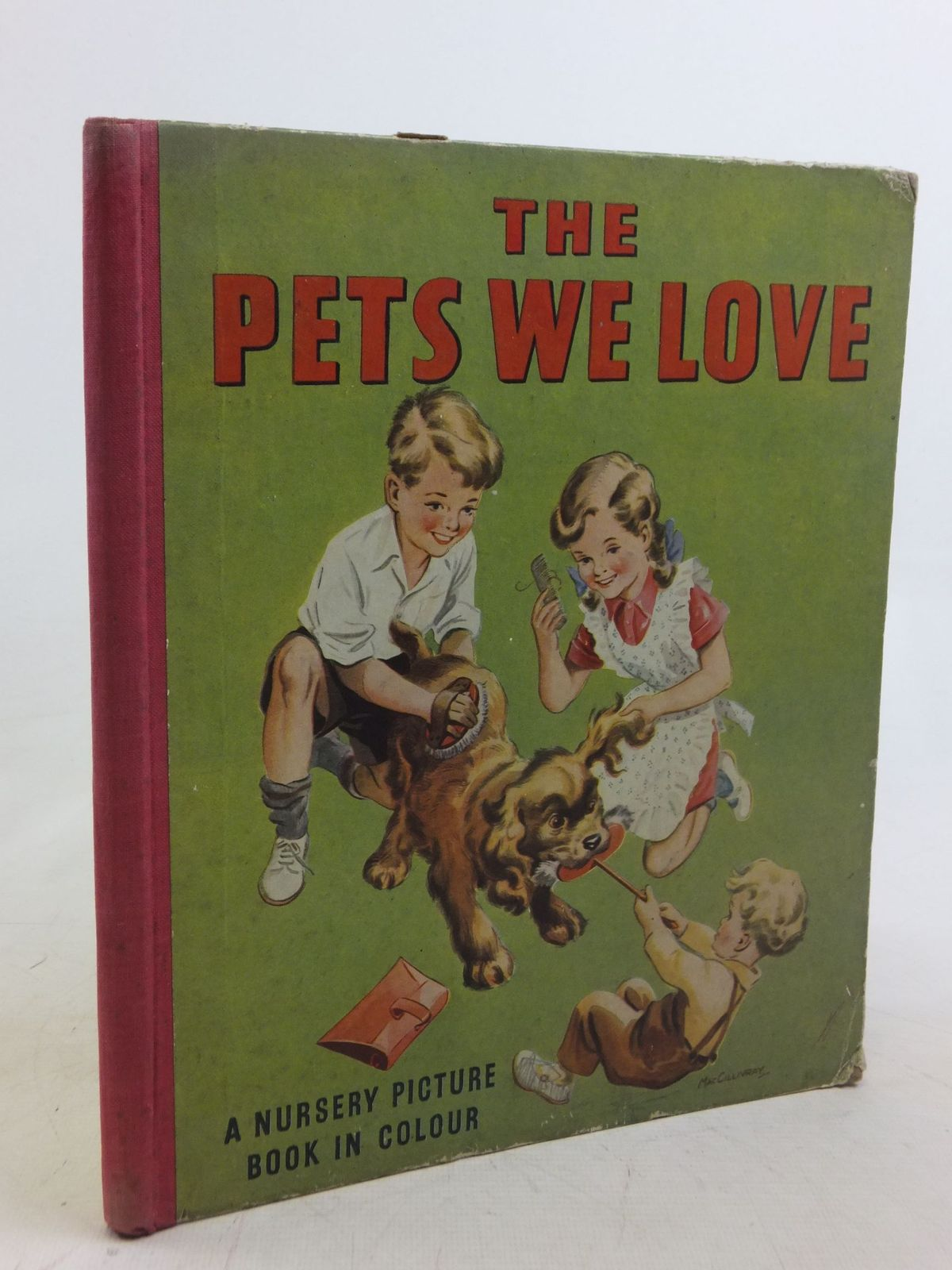 Photo of THE PETS WE LOVE PICTURE BOOK published by Sampson Low, Marston & Co. Ltd. (STOCK CODE: 1712644)  for sale by Stella & Rose's Books
