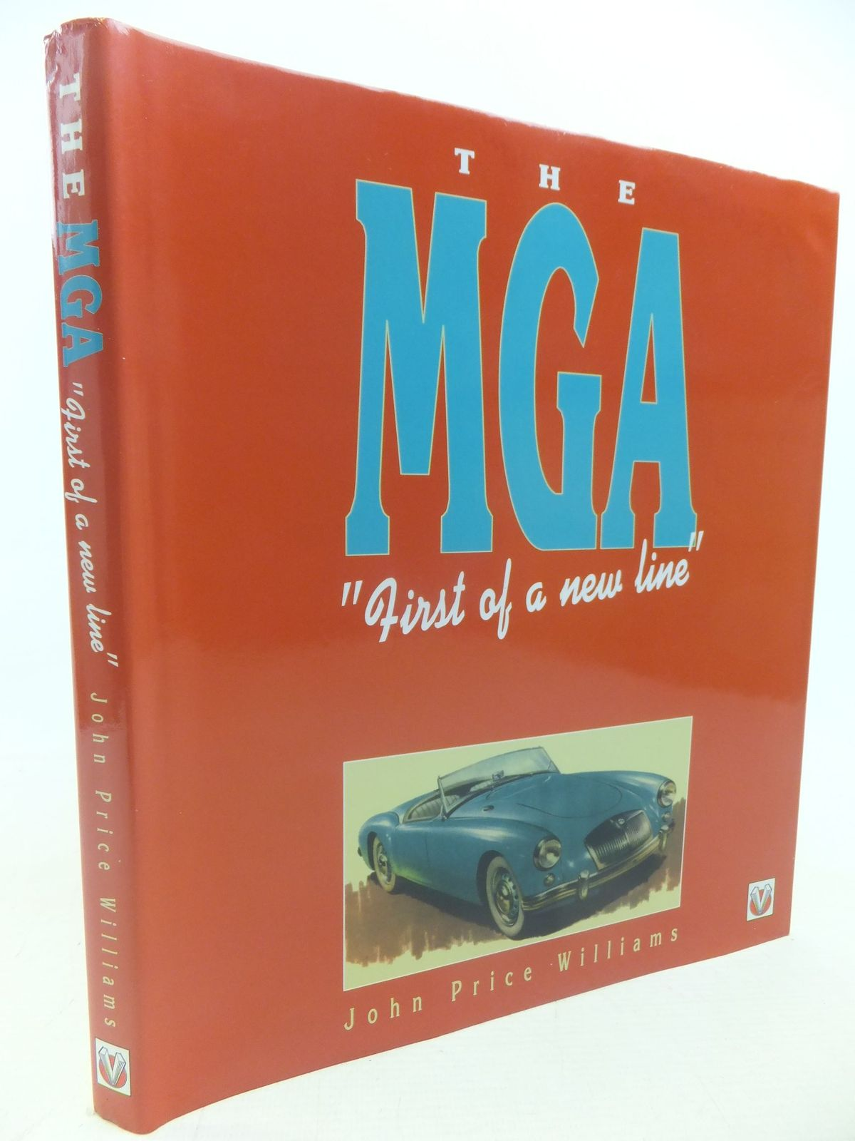 Photo of THE MGA 'FIRST OF A NEW LINE'- Stock Number: 1712784