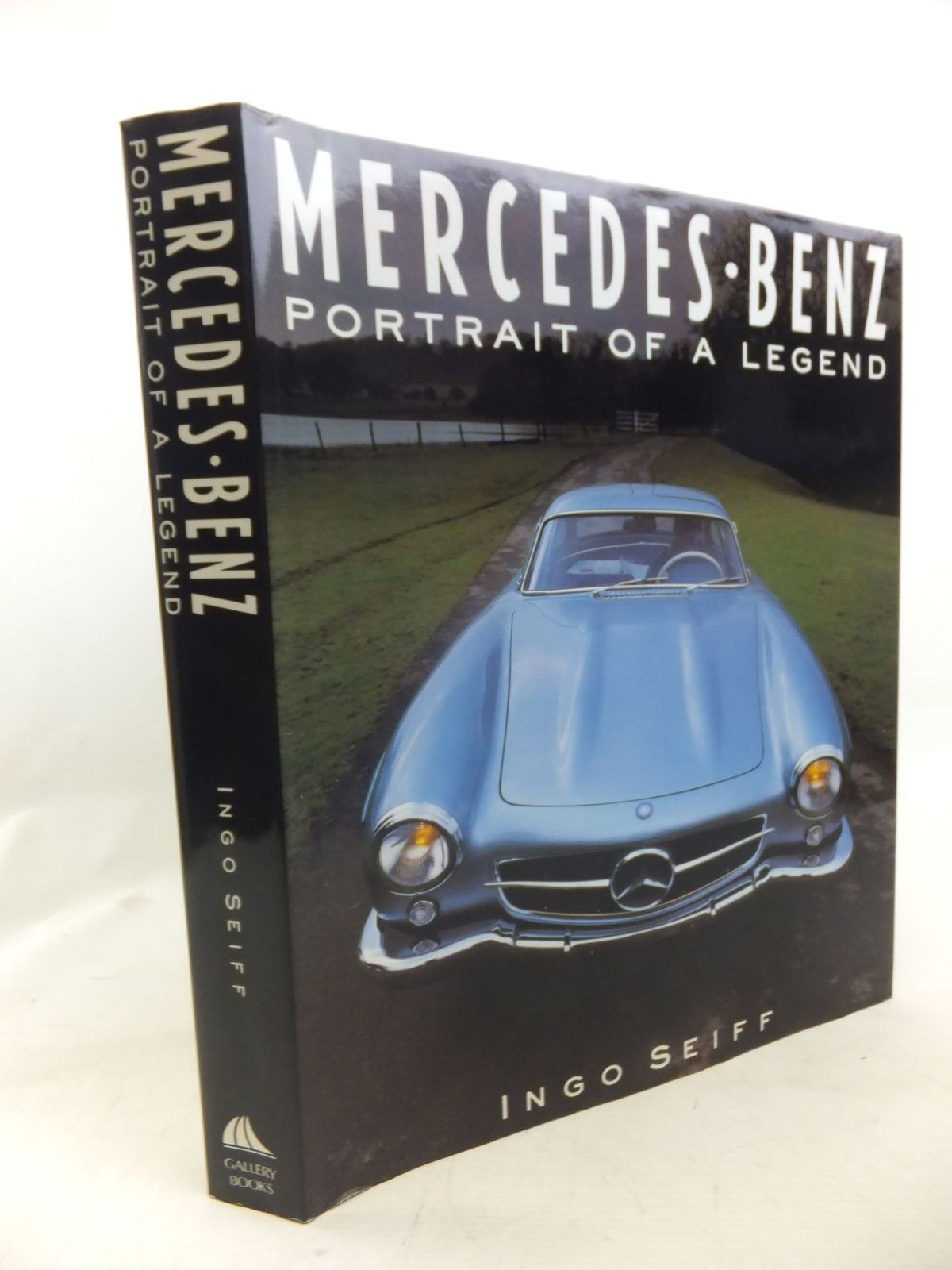 Photo of MERCEDES BENZ PORTRAIT OF A LEGEND written by Seiff, Ingo published by Gallery Books (STOCK CODE: 1712800)  for sale by Stella & Rose's Books