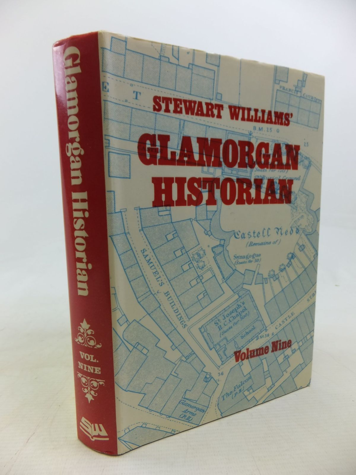 Photo of GLAMORGAN HISTORIAN VOLUME NINE written by Williams, Stewart published by Stewart Williams (STOCK CODE: 1712814)  for sale by Stella & Rose's Books