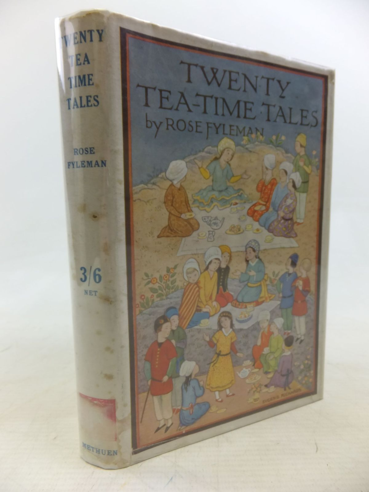 Photo of TWENTY TEATIME TALES written by Fyleman, Rose published by Methuen & Co. Ltd. (STOCK CODE: 1712879)  for sale by Stella & Rose's Books