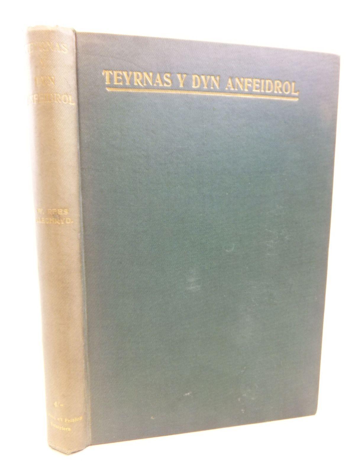 Photo of TEYRNAS Y DYN ANFEIDROL: AGORIAD I EGLWYS PHILADELPHIA- Stock Number: 1713027