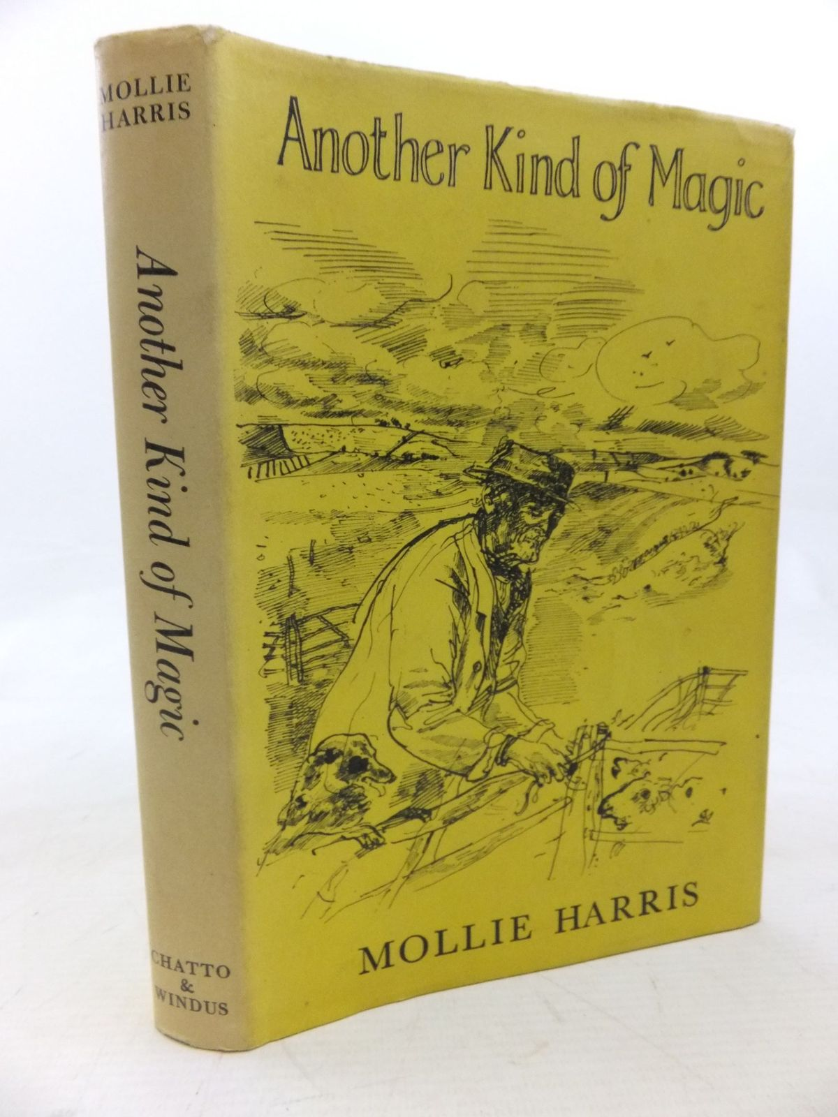 Photo of ANOTHER KIND OF MAGIC written by Harris, Mollie illustrated by Ward, John Sergeant, John published by Chatto & Windus (STOCK CODE: 1713398)  for sale by Stella & Rose's Books