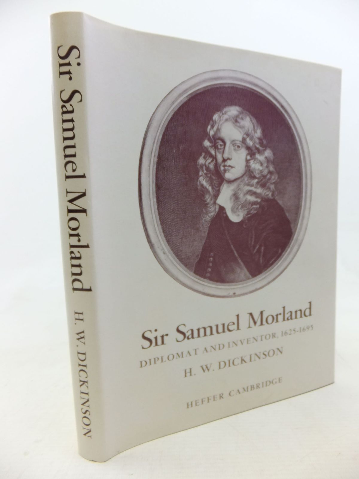 Photo of SIR SAMUEL MORLAND written by Dickinson, H.W. published by W. Heffer & Sons Ltd. (STOCK CODE: 1713586)  for sale by Stella & Rose's Books