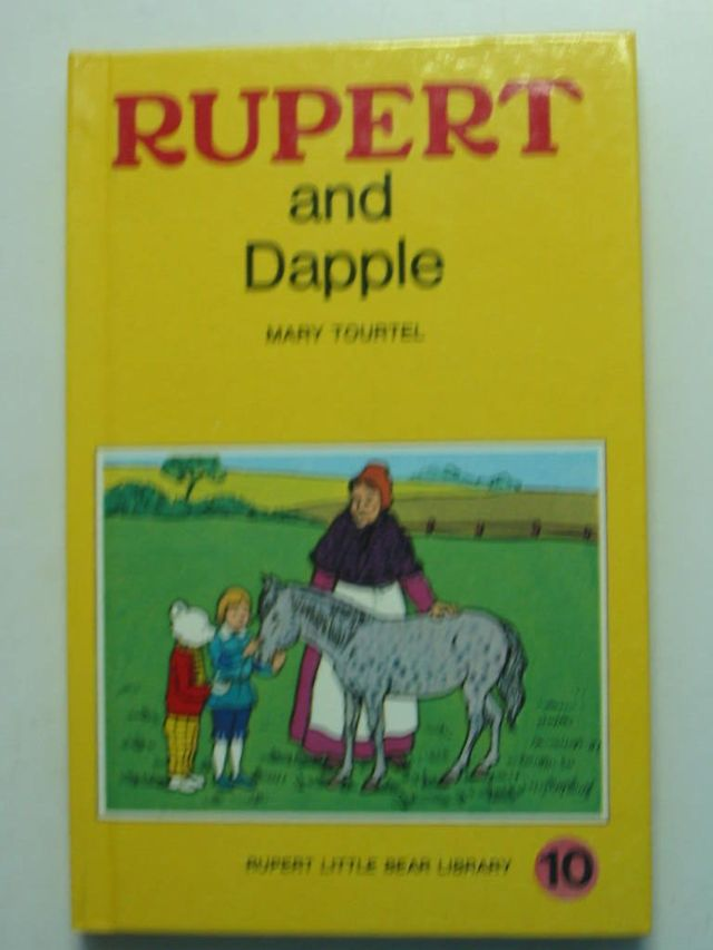Photo of RUPERT AND DAPPLE - RUPERT LITTLE BEAR LIBRARY No. 10 (WOOLWORTH)- Stock Number: 1801021