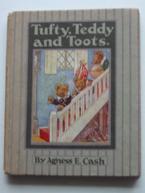 Photo of TUFTY, TEDDY AND TOOTS written by Cash, Agness E. illustrated by Cash, Stavert J. published by Partridge (STOCK CODE: 1801042)  for sale by Stella & Rose's Books