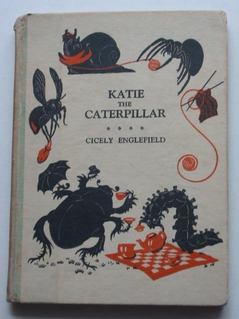Photo of KATIE THE CATERPILLAR- Stock Number: 1801047