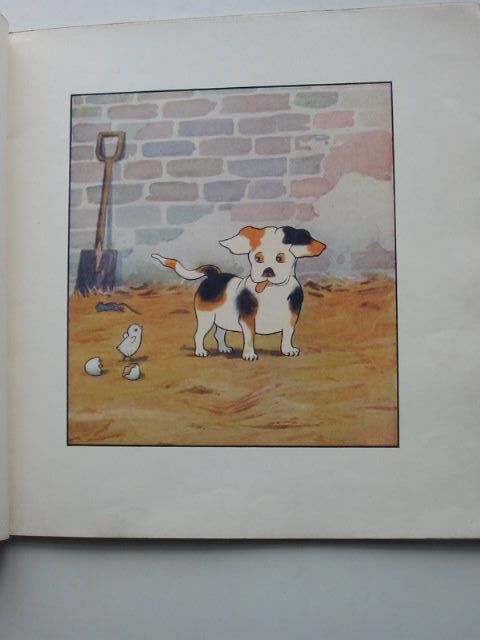 Photo of WATTY A WHITE PUPPY written by Ames, Mrs. Ernest illustrated by Ames, Mrs. Ernest published by Duckworth & Co. (STOCK CODE: 1801080)  for sale by Stella & Rose's Books