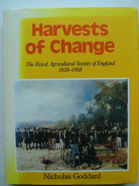 Photo of HARVESTS OF CHANGE written by Goddard, Nicholas published by Quiller Press (STOCK CODE: 1801175)  for sale by Stella & Rose's Books
