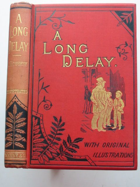 Photo of A LONG DELAY written by Keyworth, Rev. T. published by Frederick Warne & Co. (STOCK CODE: 1801469)  for sale by Stella & Rose's Books