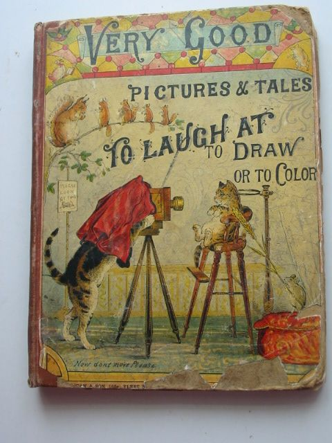 Photo of VERY GOOD PICTURES AND TALES- Stock Number: 1801477