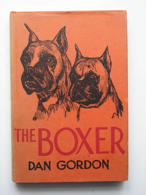 Photo of THE BOXER written by Gordon, Dan M. published by Judy Publishing Company (STOCK CODE: 1801542)  for sale by Stella & Rose's Books
