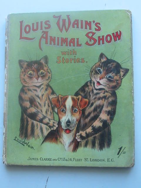 Photo of LOUIS WAIN'S ANIMAL SHOW WITH STORIES IN PROSE AND VERSE- Stock Number: 1801849