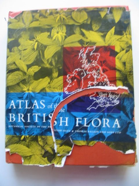Photo of ATLAS OF THE BRITISH FLORA written by Perring, F.H. Walters, S.M. published by Thomas Nelson and Sons Ltd. (STOCK CODE: 1802140)  for sale by Stella & Rose's Books