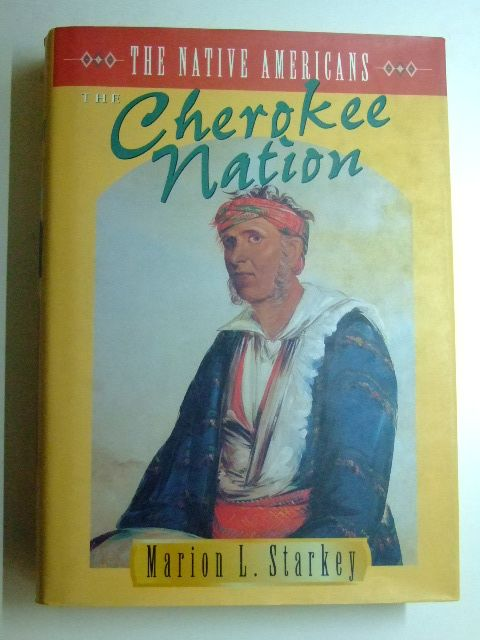 Photo of THE CHEROKEE NATION written by Starkey, Marion L. published by JG Press (STOCK CODE: 1802571)  for sale by Stella & Rose's Books