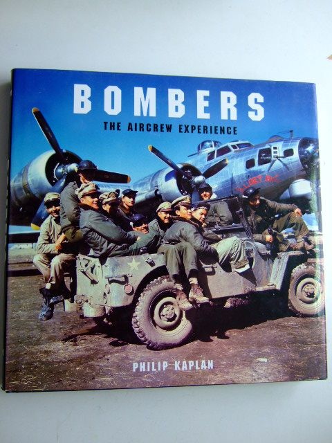 Photo of BOMBERS written by Kaplan, Philip published by Aurum Press (STOCK CODE: 1802758)  for sale by Stella & Rose's Books